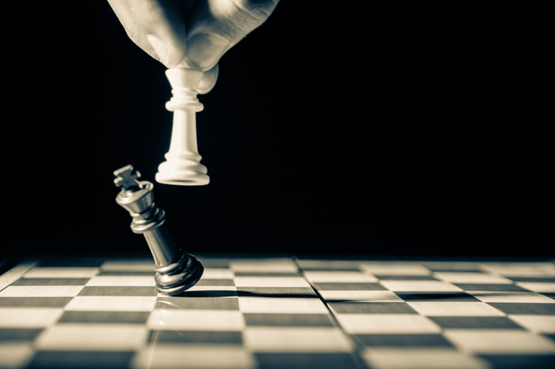 business competitor chess board 8 Solid Reasons Why Your Business Must Have A Website